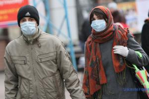 МОЗ закликає українців не легковажити профілактикою грипу