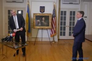 Estados Unidos devuelve a Ucrania una pintura robada por los nazis durante la II Guerra Mundial