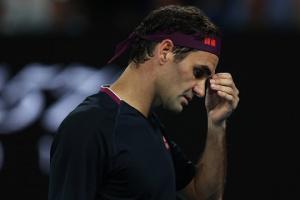 Роджер Федерер вибув до літа через операцію на коліні