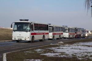 Из Уханя в Санжары: украинцев доставили в санаторий на 14-дневный карантин