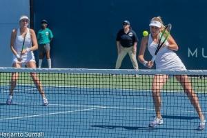 Сестри Кіченок залишають турнір WTA у Дубаї після парного чвертьфіналу