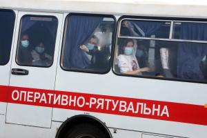 Les Ukrainiens évacués de Wuhan ont réussi à se rendre au sanatorium à Novy Sanzhary