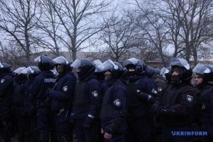 У Нових Санжарах поліція патрулюватиме цілодобово