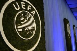 Україна зміцнила позиції в таблиці коефіцієнтів УЄФА
