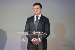 Зеленський взяв участь в урочистостях з нагоди Дня ВМС ЗСУ
