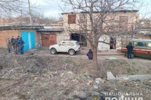 На Миколаївщині стався вибух у гаражі, двоє загиблих