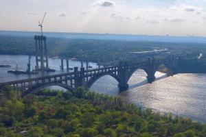 Запорізькі мости через Дніпро добудовуватиме турецька компанія
