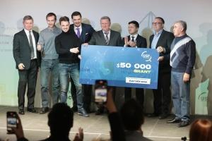 Український фонд стартапів вручив гранти першим проєктам-переможцям