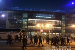 Після матчу Шахтар - Бенфіка у Харкові побили фаната з Португалії