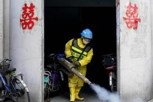Коронавірус вже забрав понад 2800 життів в Китаї