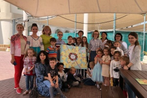 В українській школі «Софія» в Дубаї зняли поетичне відео до Дня рідної мови