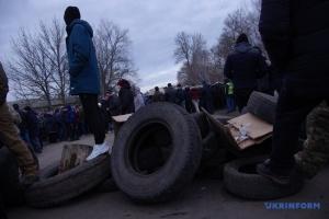 Усі затримані у Нових Санжарах є мешканцями Полтавщини - поліція