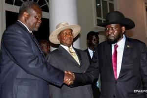 Вице-президентом Южного Судана стал бывший лидер оппозиции