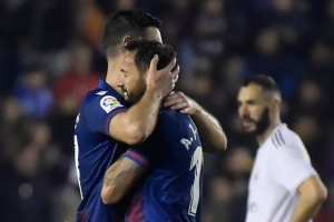 «Реал» програв «Леванте» і втратив лідерство в чемпіонаті