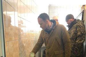 """""""Условия вполне удовлетворительны"""": Малюська посетил СИЗО и колонии в Виннице"""