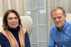 Выборы президента Польши: Туск поддержал оппозиционного кандидата