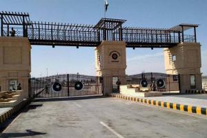 Пакистан закрыл границу с Ираном из-за коронавируса