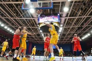Украина проиграла Венгрии в отборе на Евробаскет-2021
