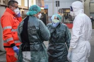 В Італії число інфікованих коронавірусом перевищило 130
