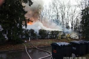 На ВДНГ горів ресторан, вогонь охопив 150 квадратних метрів