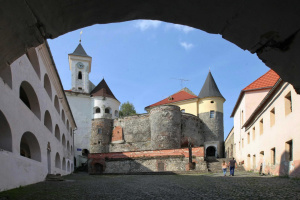 У Мукачівському замку туристів навесні чекає нова історична вистава