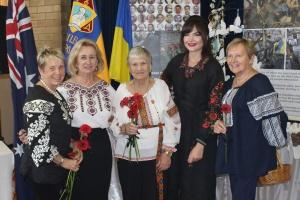Небесну Сотню та українських жінок-героїнь вшанували в Сіднеї