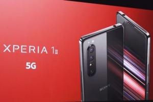 Sony представила флагман с поддержкой 5G