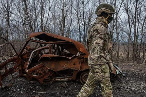 Russian-led forces fire 120mm mortars, grenade launchers in Donbas