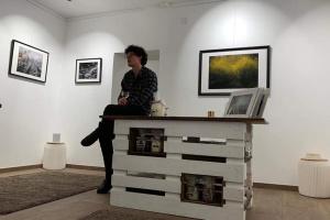 У Женеві відкрилася виставка українського фотографа Андрія Кравченка