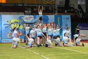 Київські школярі вибороли Суперкубок чемпіона на змаганнях Cool games-2020