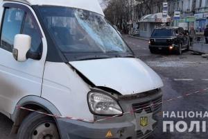 В Николаеве столкнулись маршрутка и Range Rover, есть погибший и пострадавшие