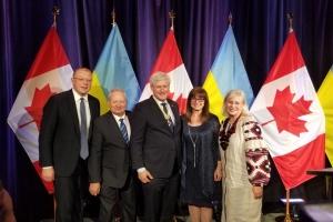 В Торонто відзначили поважні річниці відомих організацій діаспори