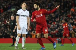 АПЛ: «Ліверпуль» обіграв «Вест Гем», до титулу 4 перемоги