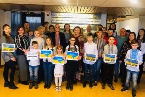 Українці в Швеції взяли участь у фестивалі декламаторів рідної мови