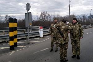 На кордоні у Закарпатті міряють температуру тим, хто повертається з ЄС