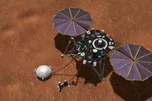 """NASA впервые зафиксировало сотни """"марсотрусов"""""""