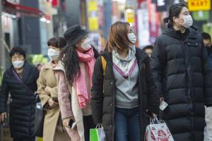 В Южной Корее стремительный рост заражения коронавирусом — 571 за сутки