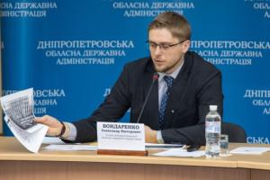Голова ДніпрОДА відзвітував про виконану роботу 2019 року