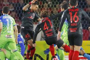 Японська J-Ліга відтермінувала матчі до 15 березня через коронавірус