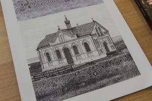 У Дніпрі знайшли фундамент старої церкви, під якою міг бути похований Олександр Поль