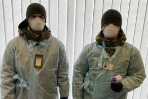 """В аэропорту """"Киев"""" рейсы из Италии проверяет врач-эпидемиолог"""
