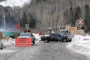 Антиправительственные протесты в Канаде: десятки задержанных
