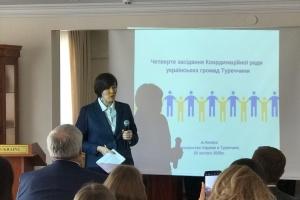В Анкарі відбулося засідання Координаційної ради українських громад