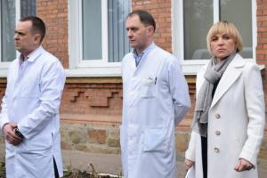 В больницах Житомирщины есть 240 мест для размещения больных с подозрением на коронавирус