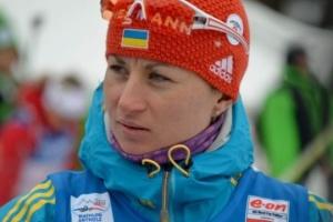 Валя Семеренко була другою у кваліфікації суперспринту ЧЄ з біатлону