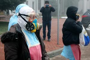 Инфекционистам Черниговщины не хватает костюмов биозащиты и оборудования