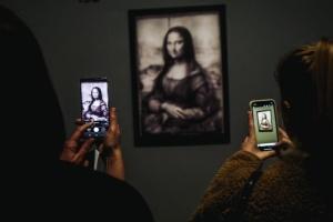 """Виставка да Вінчі """"перемогла"""" експозицію Пінзеля у Луврі"""