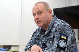 """Віцеадмірал ВМС запевняє, що у десантників РФ немає шансів """"взяти"""" Одесу"""
