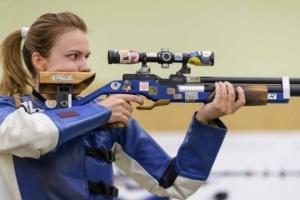 Украинцы завоевали 2 награды чемпионата Европы в стрельбе по движущейся мишени в миксте