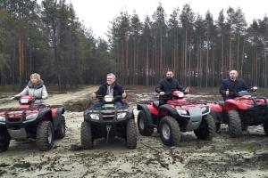 Туристів на Рівненщині відправлять на бурштинове сафарі
